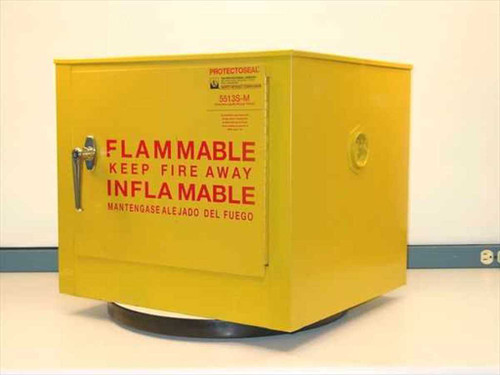 Protectoseal 5513S-M  Flammable Liquids Cabinet - 2 Gallons