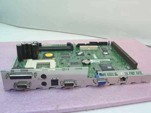 Dell 091XJP  Socket PGA370 System Board GX110