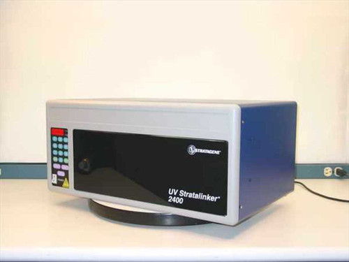 Stratagene 2400 Stratalinker  UV Crosslinker