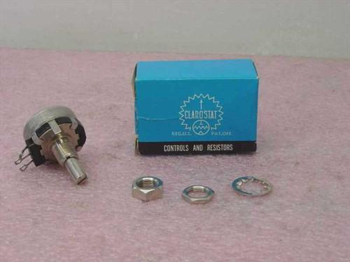 Clarostat 10 k Ohm Potentiometer (RV4NAYSD103A)