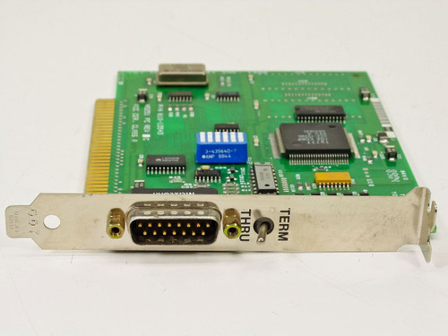 Idea Associates 610-13543  MCA 8 Bit ISA N5251 MC Emulation Short Card