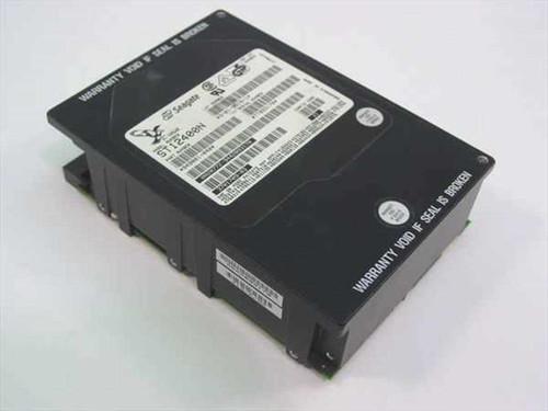 "Seagate ST12400N  2.1GB 3.5"" HH SCSI Hard Drive 50 Pin"