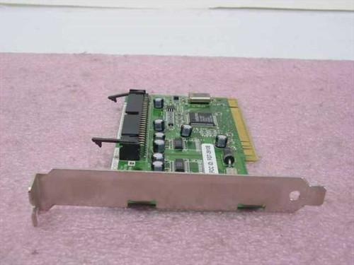 Adaptec AHA-2910Bi/hp  SCSI Controller Card PCI 50pin - HP 5064-1912