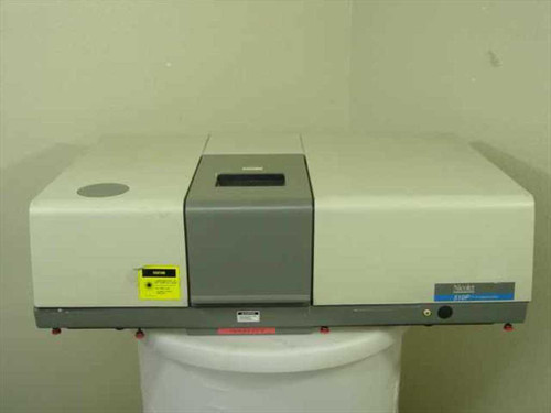 Nicolet 510P  FTIR Spectrometer Optical Bench for Parts
