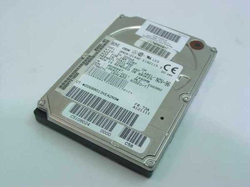 IBM 73H7673  2160MB Laptop Hard Drive 2160MB