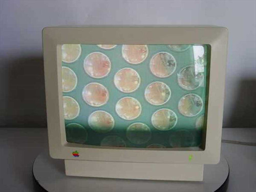 Apple A2M4043  Color Apple Monitor IIc RCA
