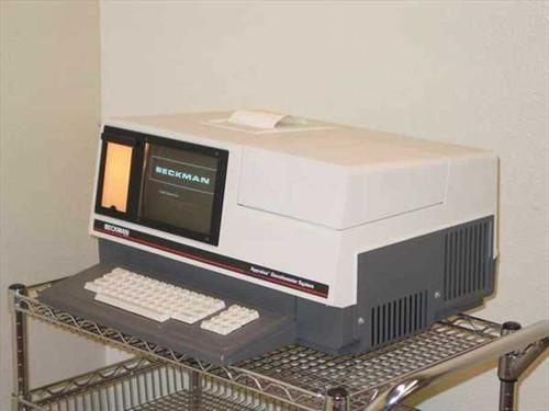 Beckman 4446  Appraise Densitometer System for Electrophoresis