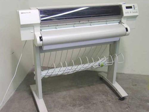 """HP C3198B  HP DesignJet C755CM Plotter 36"""" E-Size"""