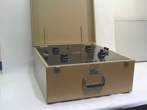 Engelhard AC-DC Comparator 36840