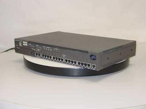 IBM  8237-002  10Base-T Stackable Etnernet Hub - 16 Port