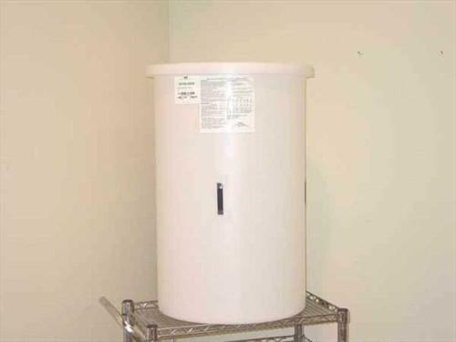 Norton Plastics 55 Gallon  Flat Bottom Tank & Cover