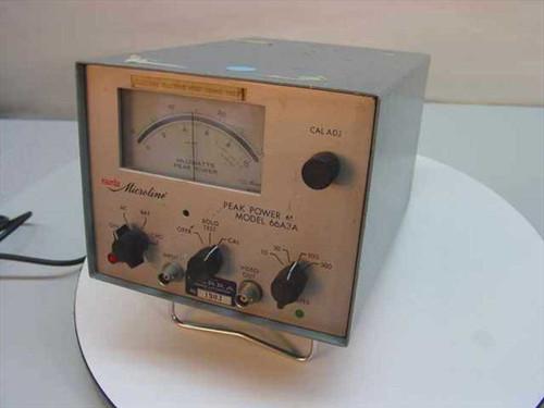 Narda 66A3A  Narda Microline Peak Power Meter