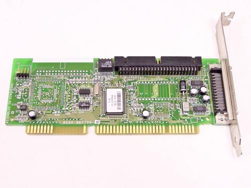 Adaptec AHA-1510B  ISA SCSI Controller - AHA-1510/20/22/B