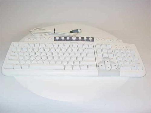 Compaq 180190-007  USB Keyboard w/Internet Buttons