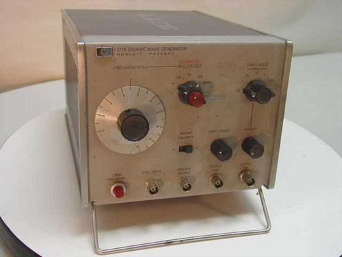 HP 211B  Square Wave Generator - Vintage Collectable