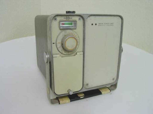 Hewlett Packard 3801A  HP Power Meter for HP 3800 EDM