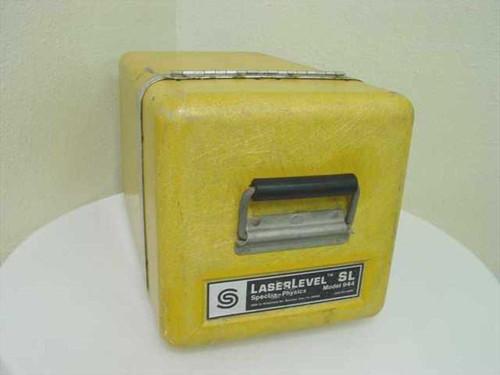 Spectra Physics 944  LaserLevel SL in Hard Shell Case - Vintage