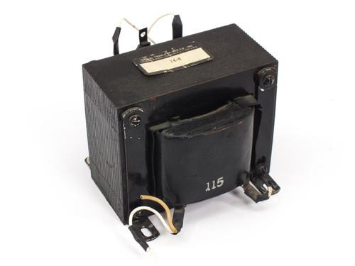 Signal Transformer 24-8 Transformer PRI: 115 VAC SEC: 6/12/18/24 VAC 192VA