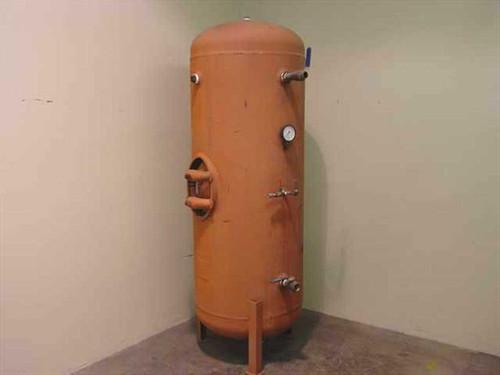 Hanson 200 PSIG  240 Gallon Compressed Air Storage Cylinder