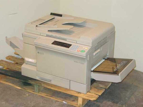 Ricoh FT 4220  Black / White Copier - Sold as is for parts or rep