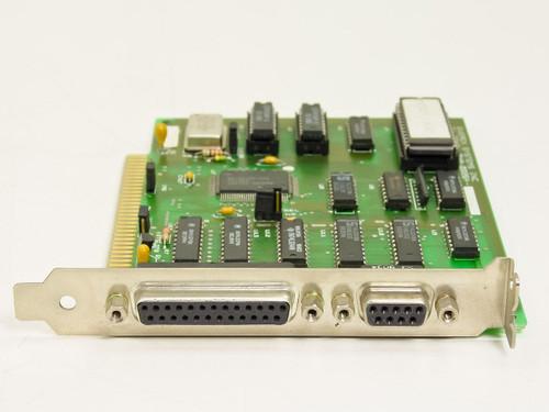 Everex EV-231D  Monochrome Video Card w/ Parallel Port 8-bit ISA