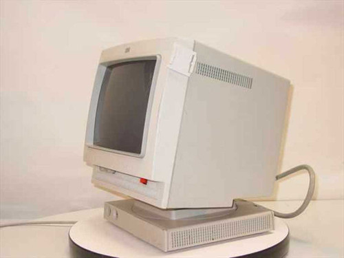 IBM 3196  83X7939 Terminal w/Logic 63X5252 - lite screen bur