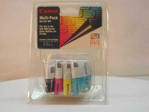 Canon BJI-201 MP  Canon Multi-Pack BJI-201 MP Ink Cartridges