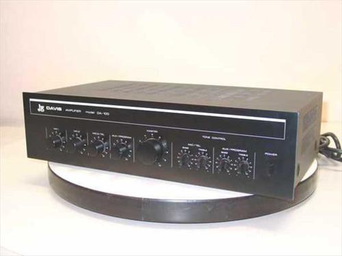 J.W. Davis  DA-100  J.W. Davis DA-100 Amplifier