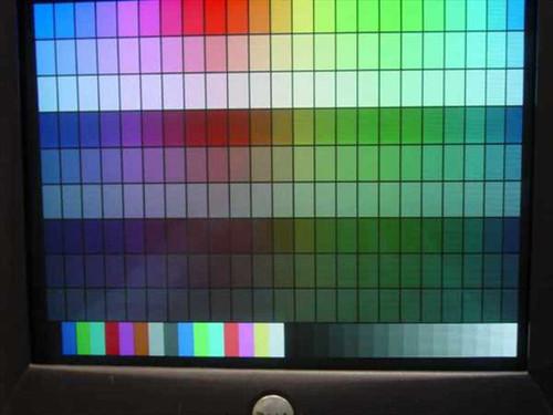 """Dell X3782  17"""" Flat Screen Monitor SVGA M783 - Black CRT"""