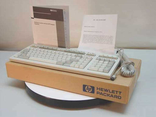 HP 46021C  HP-HIL Terminal Keyboard 46021C ABA