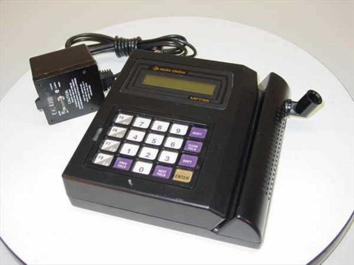 Epic Data Inc. 1647-620  Epic Data MPT/SE Data Collection System