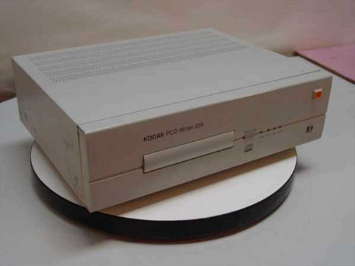 Kodak PCD Writer 225  Commercial CD Writer - as is for parts