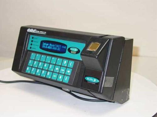 Control Module 2016-BioScan II  CMI SaveTime 2000 Series Time Clock Terminal
