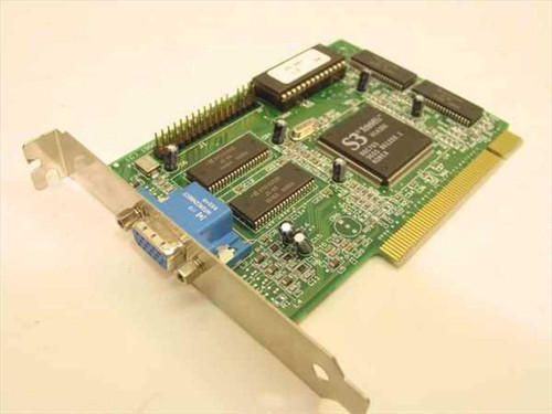 STB PCI Video Card 2 Megs RAM 1x0-0203-003