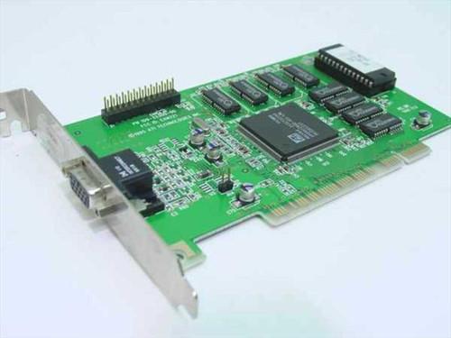 ATI PCI MACH64 113-32100-105 Video Card 1023330200