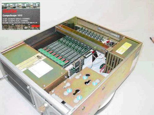 Gage Applied Sciences CS1012-512K  PC Oscilloscope 16 Channel w/8 Ea CompuScope 1012