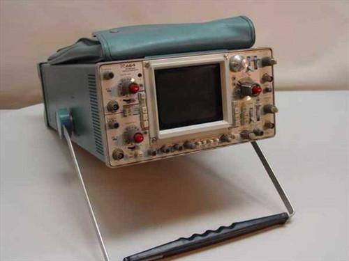 Tektronix 464  Dual Trace Storage Oscilloscope - Analog