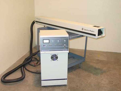 Spectra Physics 2030  20 Watt Water-Cooled Argon Ion Laser w/270 Exciter