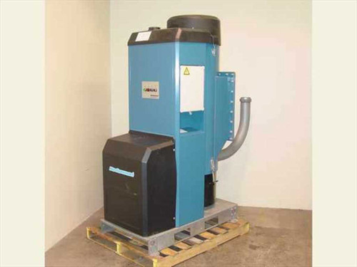 Nederman E-Pak 500  High Vacuum Filtration System - w/Explosion Vent