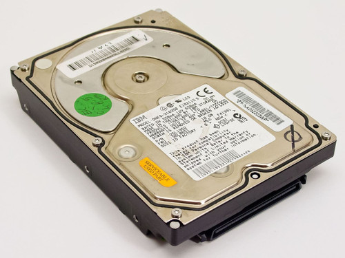 "IBM 36L8651  18.2GB 3.5"" SCSI Hard Drive 80 Pin (Defective/As-Is)"