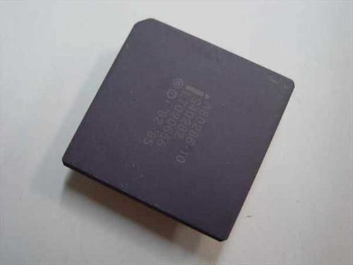 Intel A80286-10  Intel 80286 Vintage 286 10 Mhz Processor