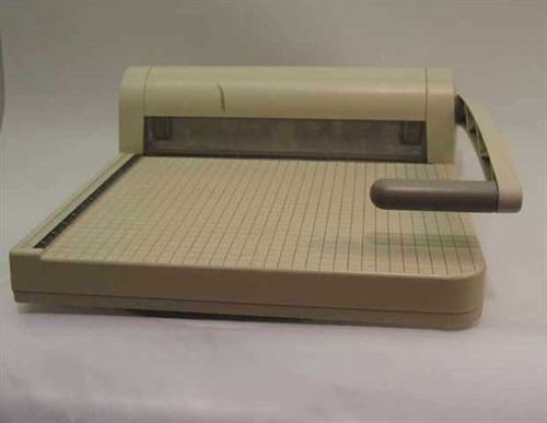 "GBC Accusafe  Quartet 15"" Paper Cutter with"