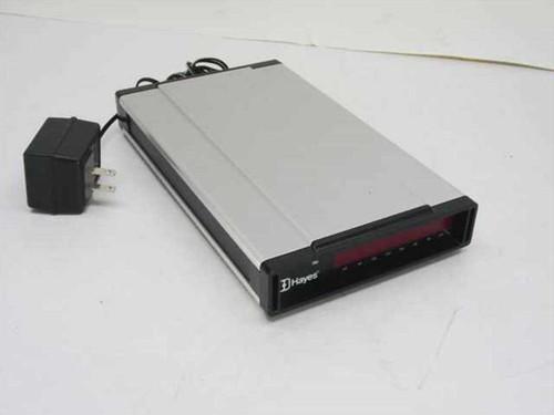 Hayes 5110AM  External Smartmodem Optima 9600 V.32