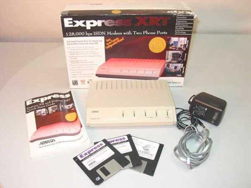 Adtran 1200153L2   Express XRT 128,000bps ISDN Modem 2 ports