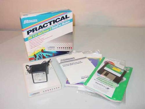 Practical Peripherals PM288MT II v.34  28.8 V.34 Mini Tower II Data/Fax Modem