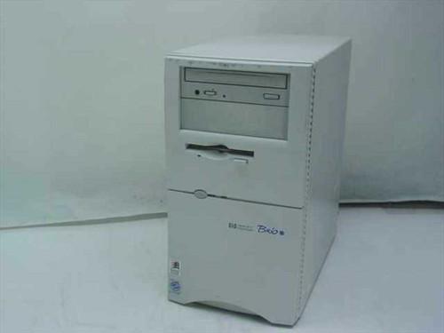 HP D9075T   PIII 500MHz Mini Tower - D9075T Brio BA600