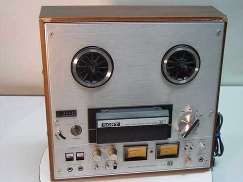 Sony TC-378  Stereo Reel to Reel Tape Recorder