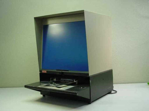 NCR 456D-2  Microfiche