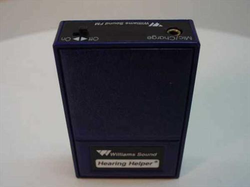 Williams Sound T16  Hearing Helper FM Transmitter