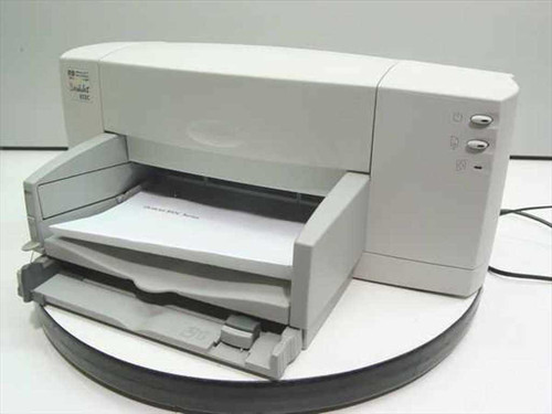 HP C6411B DeskJet 812C InkJet Printer